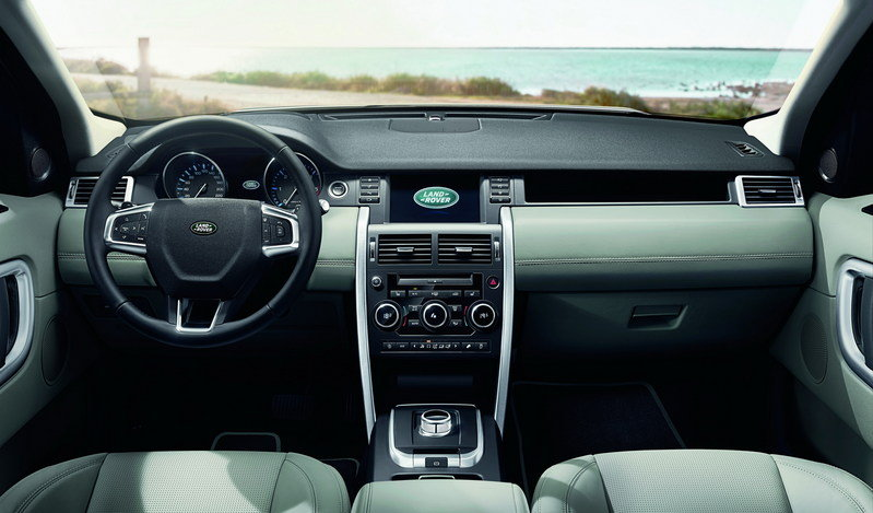 2016 Land Rover Discovery Sport High Resolution Interior - image 566814
