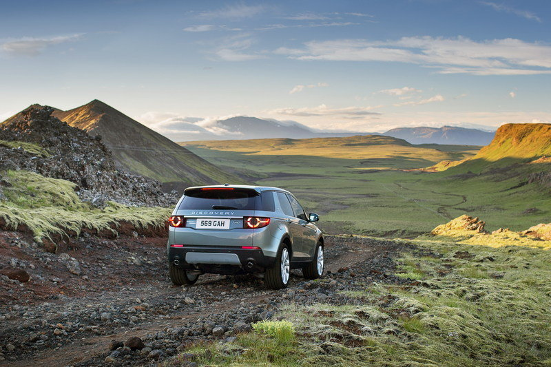 2016 Land Rover Discovery Sport High Resolution Exterior - image 566821