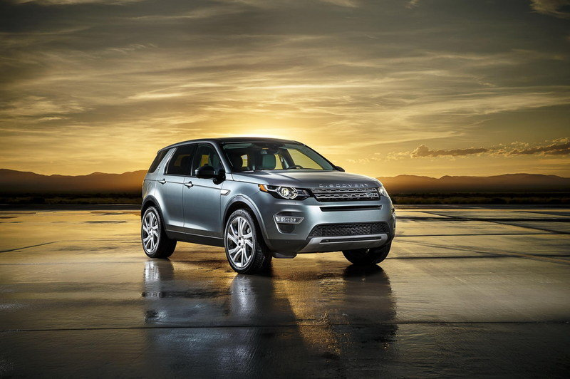 2016 Land Rover Discovery Sport High Resolution Exterior Wallpaper quality - image 566834