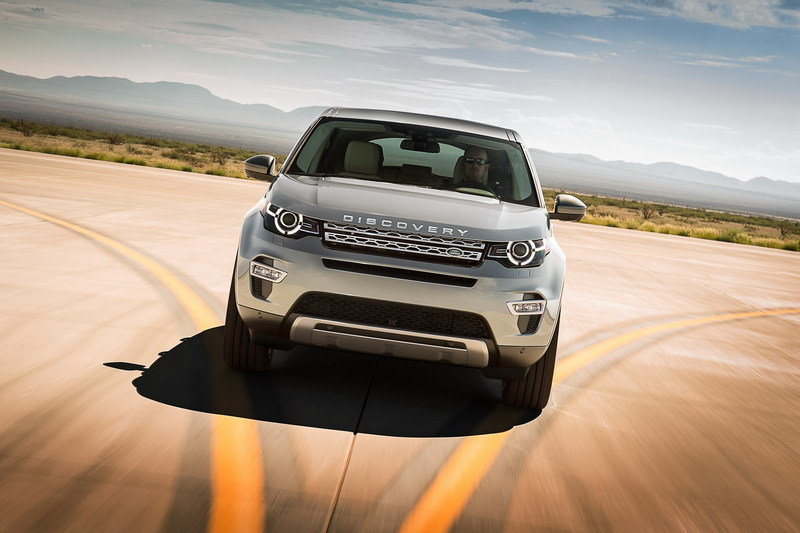 2016 Land Rover Discovery Sport High Resolution Exterior - image 566835