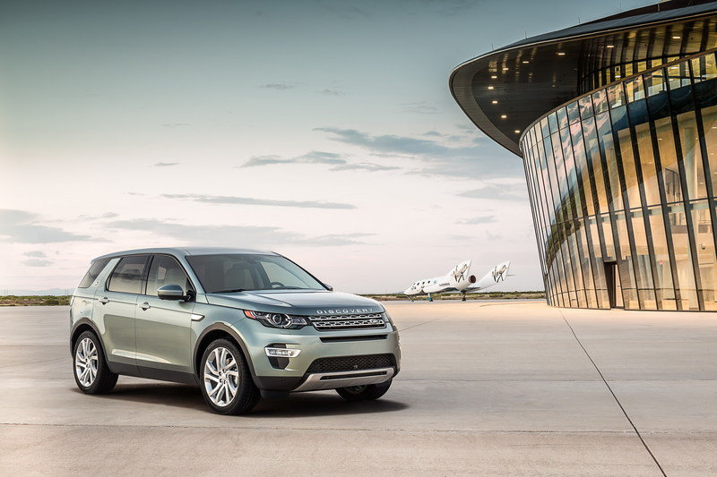 2016 Land Rover Discovery Sport High Resolution Exterior - image 566837