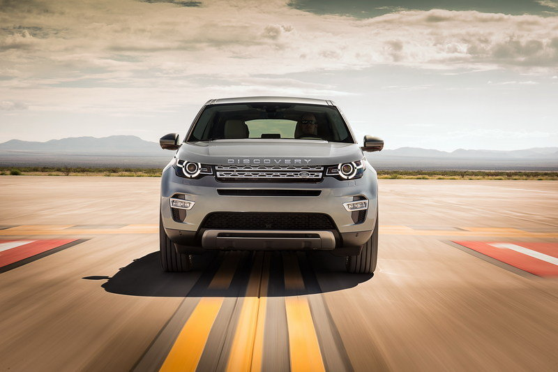 2016 Land Rover Discovery Sport - image 566840
