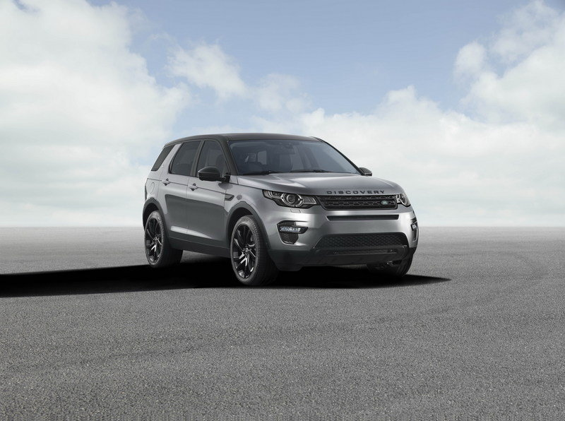 2016 Land Rover Discovery Sport High Resolution Exterior - image 566841