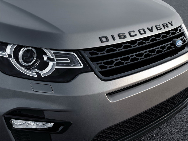 2016 Land Rover Discovery Sport High Resolution Exterior - image 566847