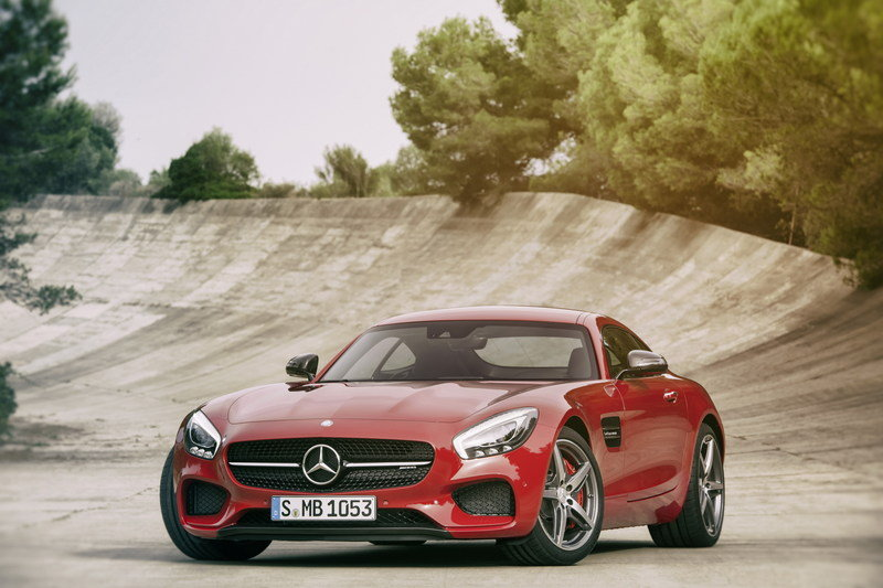 2016 Mercedes-AMG GT High Resolution Exterior - image 567758