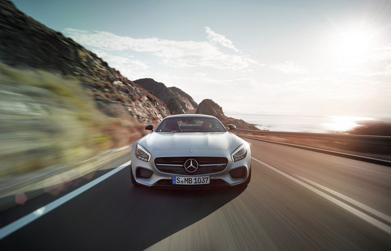 2016 Mercedes-AMG GT High Resolution Exterior - image 567762