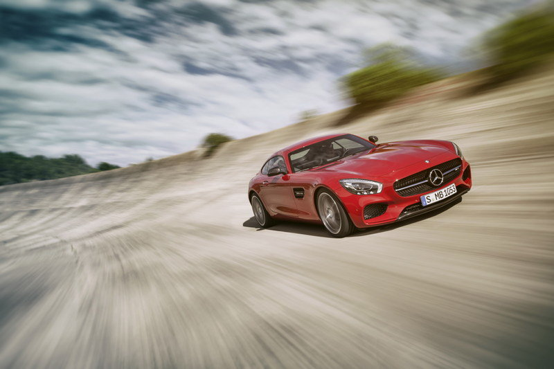 2016 Mercedes-AMG GT High Resolution Exterior Wallpaper quality - image 567767