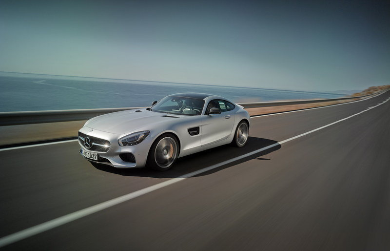 2016 Mercedes-AMG GT High Resolution Exterior - image 567769