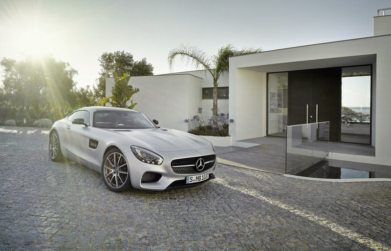 2016 Mercedes-AMG GT High Resolution Exterior - image 567775