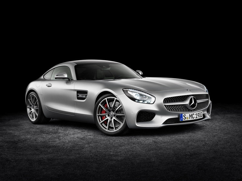 2016 Mercedes-AMG GT High Resolution Exterior - image 567750