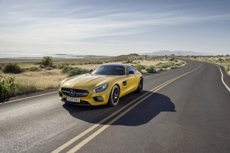 2016 Mercedes-AMG GT High Resolution Exterior - image 567786