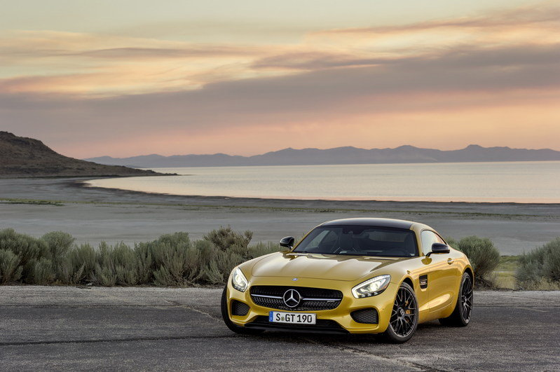 2016 Mercedes-AMG GT High Resolution Exterior Wallpaper quality - image 567790
