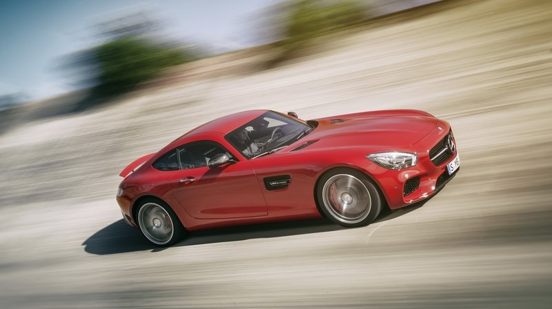 2016 Mercedes-AMG GT High Resolution Exterior - image 567791