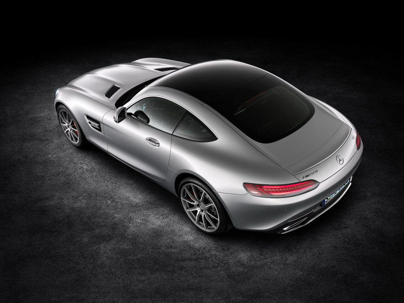 2016 Mercedes-AMG GT High Resolution Exterior - image 567752