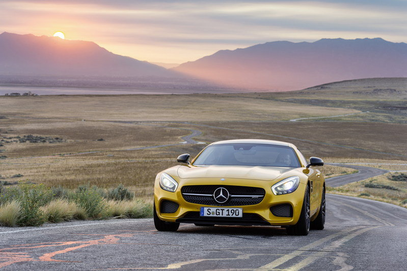 2016 Mercedes-AMG GT High Resolution Exterior - image 567810