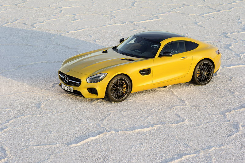 2016 Mercedes-AMG GT High Resolution Exterior - image 567820