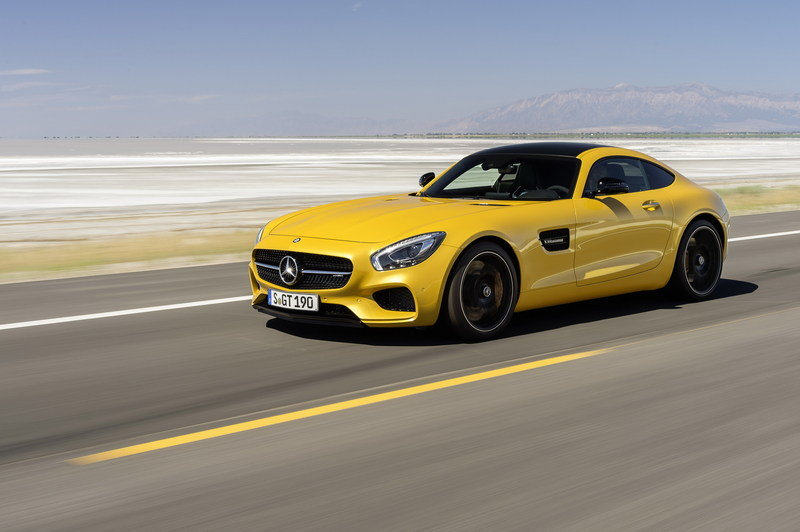 2016 Mercedes-AMG GT High Resolution Exterior - image 567826