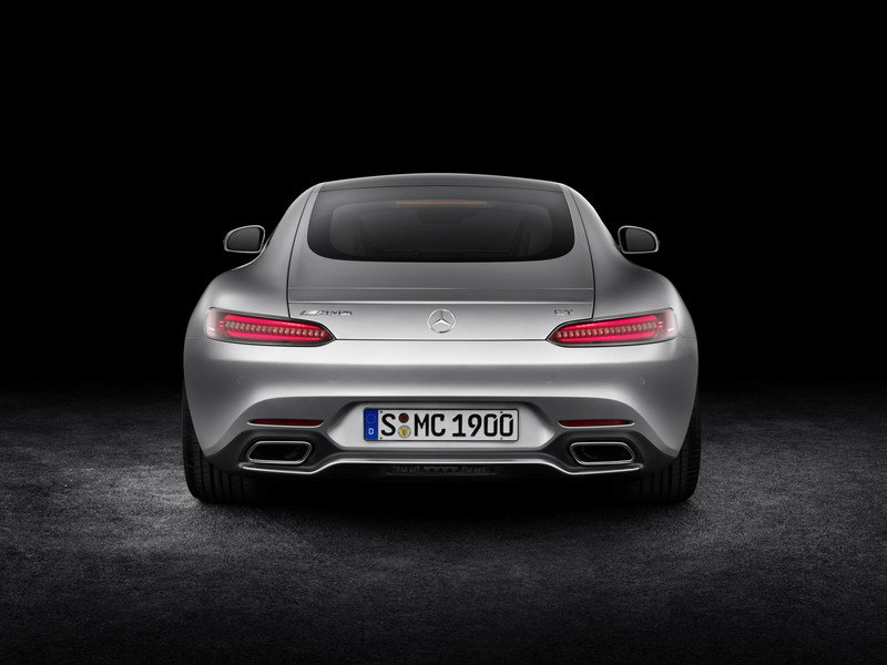 2016 Mercedes-AMG GT High Resolution Exterior - image 567755