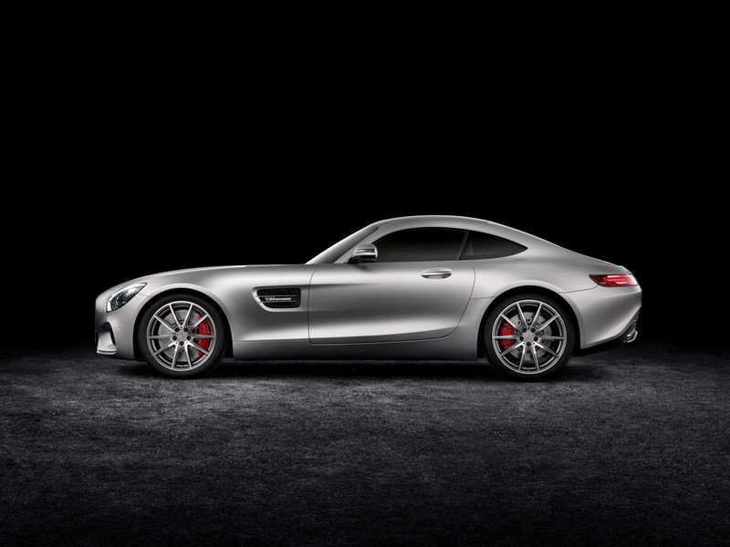 2016 Mercedes-AMG GT High Resolution Exterior - image 567756