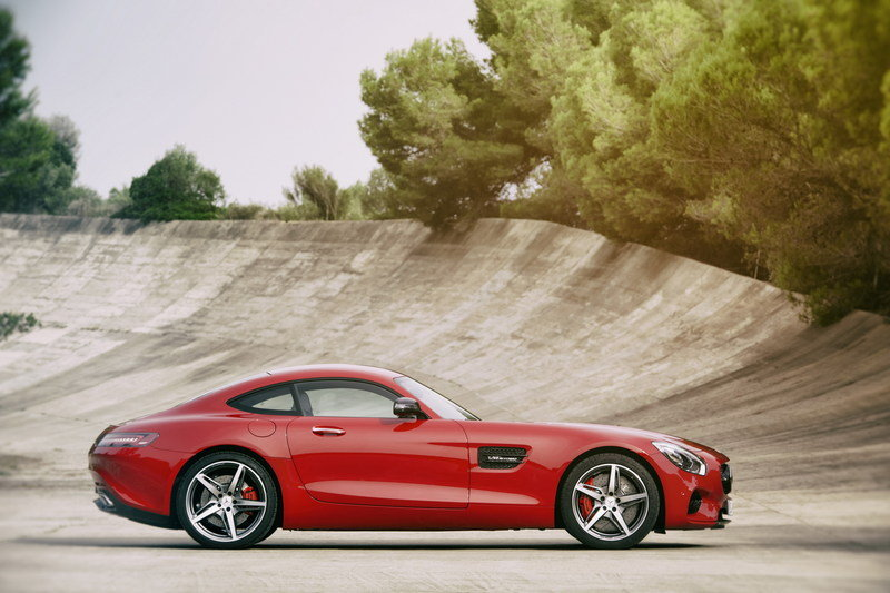2016 Mercedes-AMG GT High Resolution Exterior - image 567757