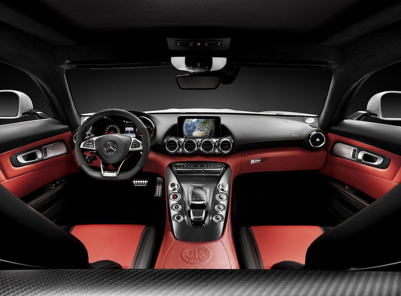 2016 Mercedes-AMG GT High Resolution Interior - image 567749