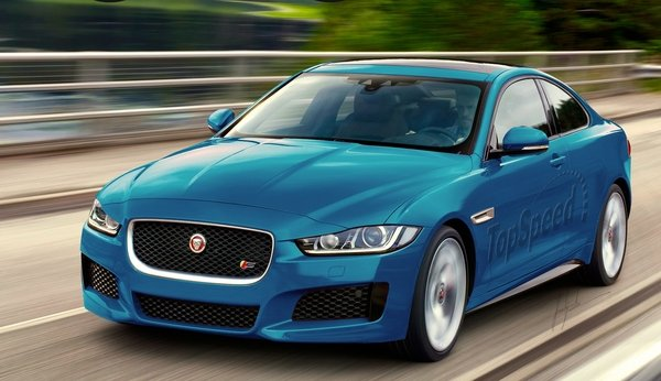 2017 Jaguar XE Coupe Review  Top Speed