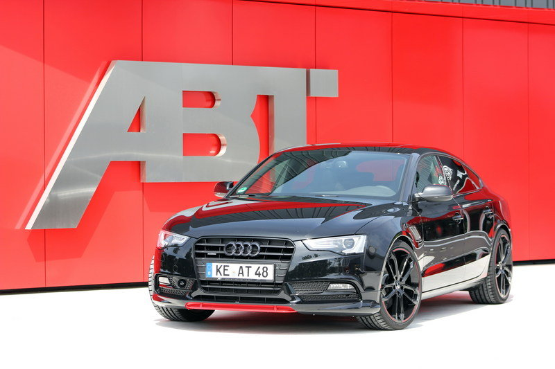 2014 Audi AS5 Sportback Dark By ABT Sportsline Exterior Wallpaper quality - image 569463