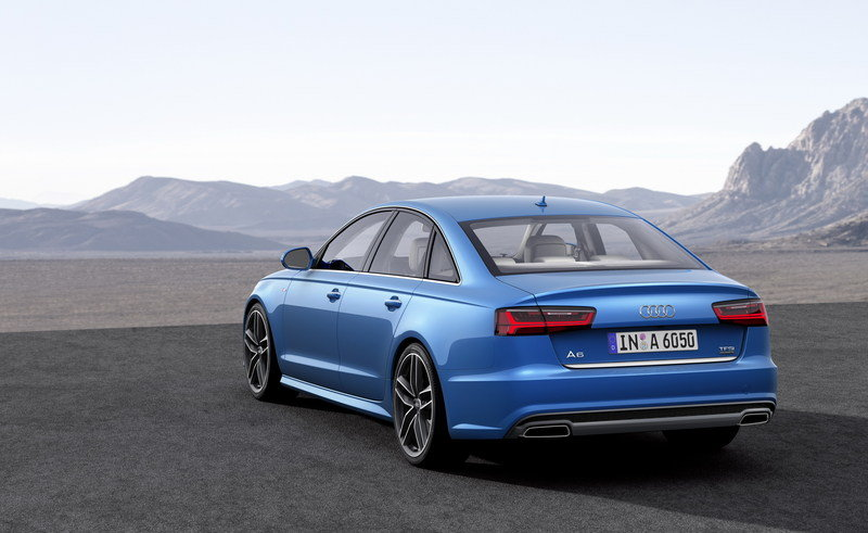 2016 - 2018 Audi A6 High Resolution Exterior - image 567002