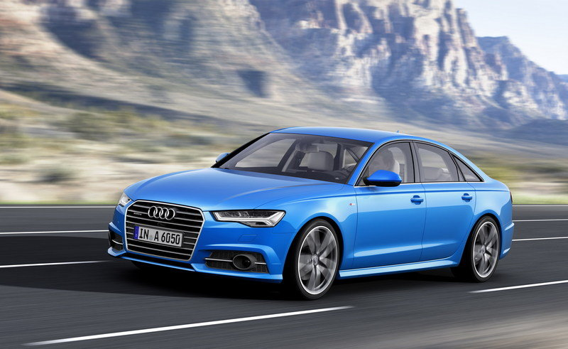 2016 - 2018 Audi A6 High Resolution Exterior Wallpaper quality - image 567003