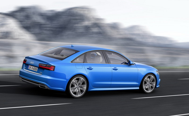 2016 - 2018 Audi A6 High Resolution Exterior - image 567004