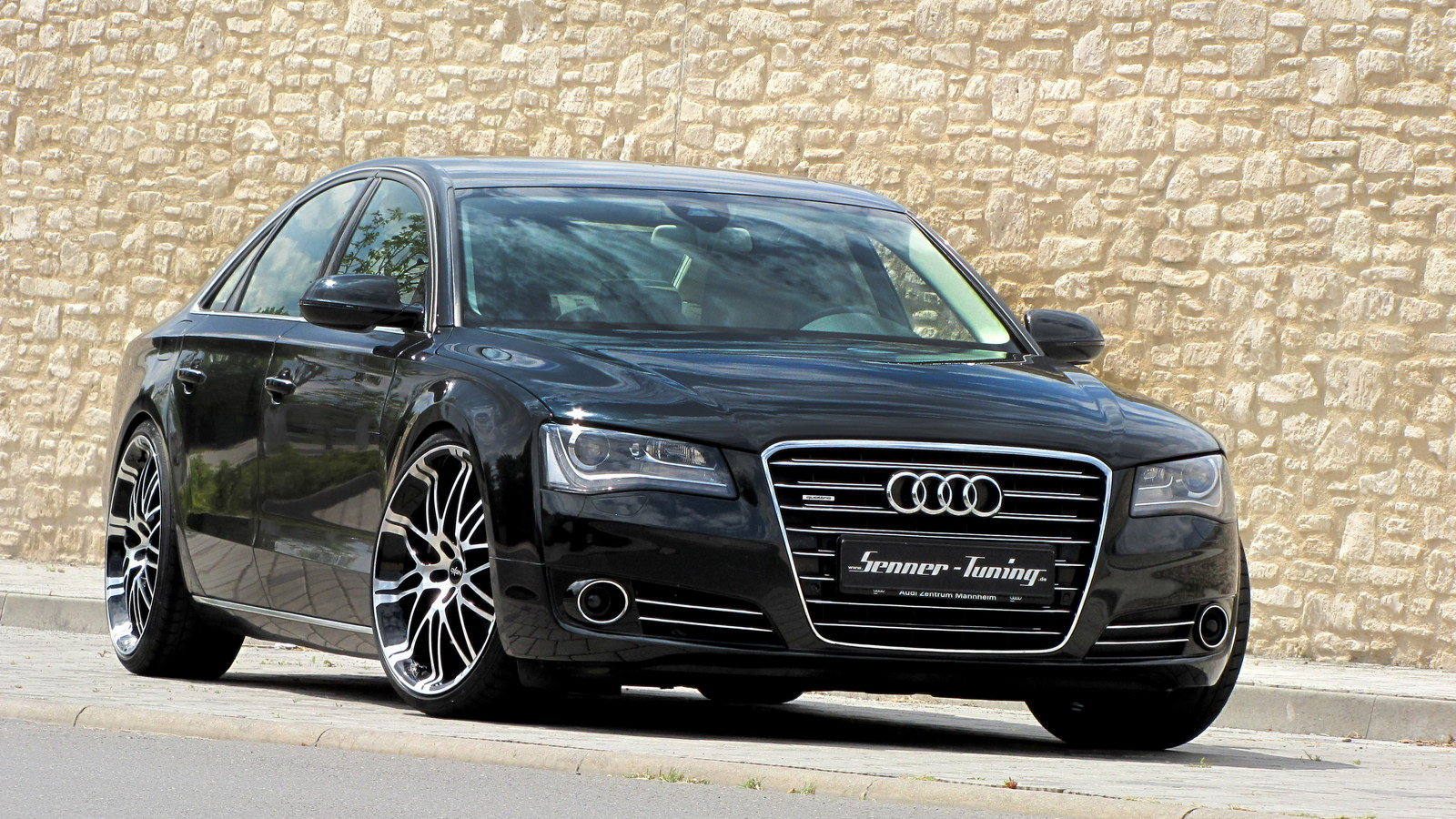 2014 audi a8 by senner tuning review top speed. Black Bedroom Furniture Sets. Home Design Ideas
