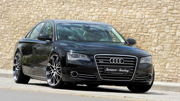 2014 audi a8 by senner tuning car review top speed. Black Bedroom Furniture Sets. Home Design Ideas
