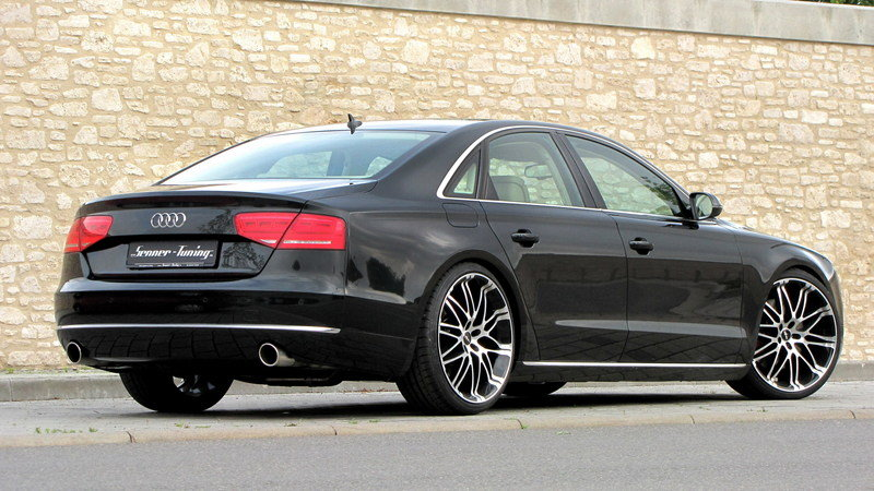 2014 Audi A8 By Senner Tuning High Resolution Exterior - image 568883