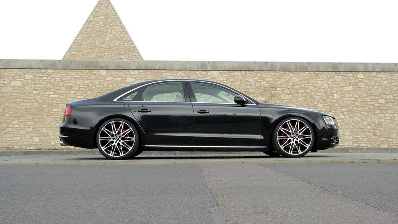 2014 Audi A8 By Senner Tuning High Resolution Exterior - image 568884