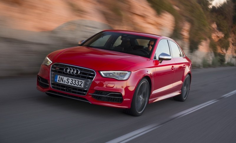 Audi S3 Could Get Manual Transmission in the U.S.