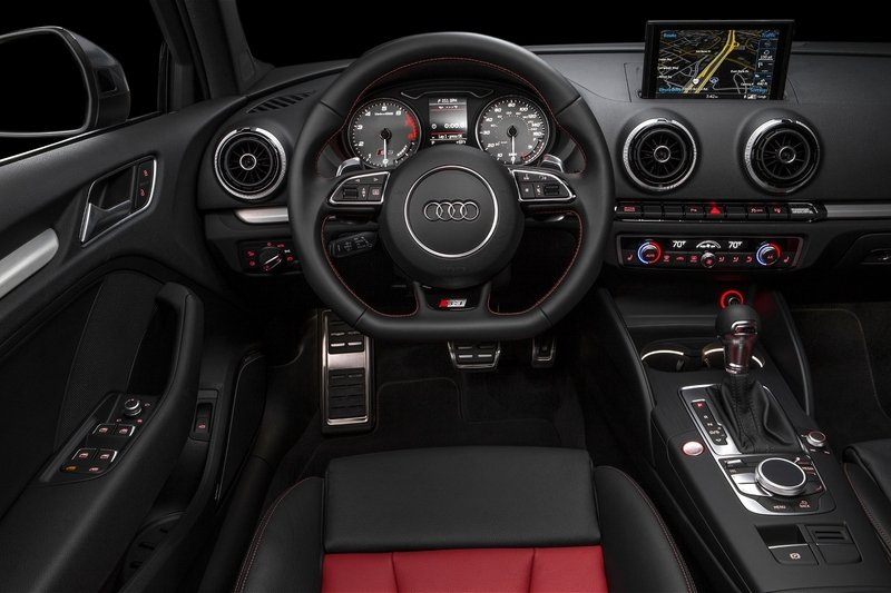2015 Audi S3 Limited Edition Top Speed