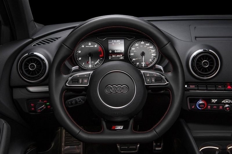2015 Audi S3 Limited Edition