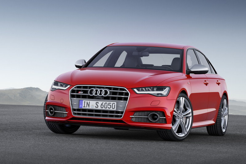 2016 Audi S6 High Resolution Exterior - image 567032