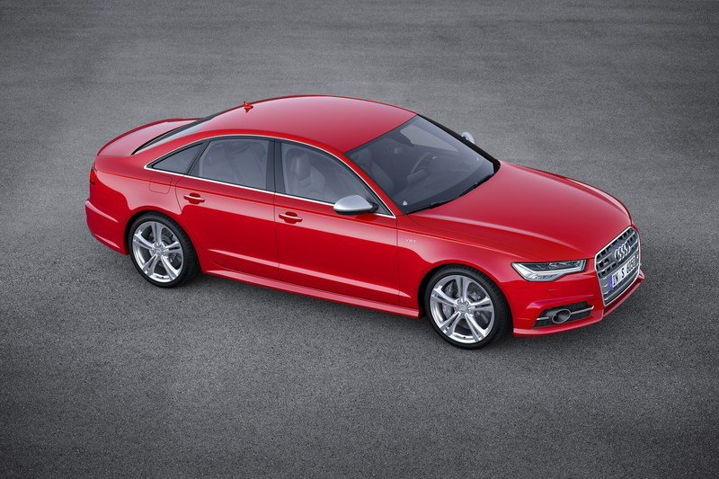 2016 Audi S6 High Resolution Exterior - image 567034