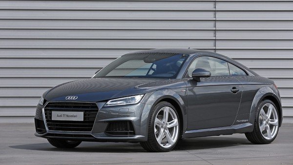 2014 Audi TT Nuvolari Special Edition | car review @ Top Speed