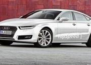 Audi Will Preview its New Design Language and the A9 Sedan in LA - image 567539