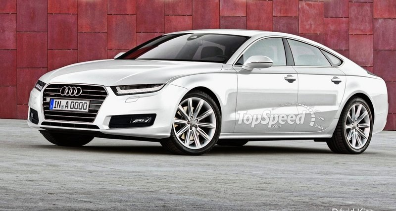 Audi Will Preview its New Design Language and the A9 Sedan in LA