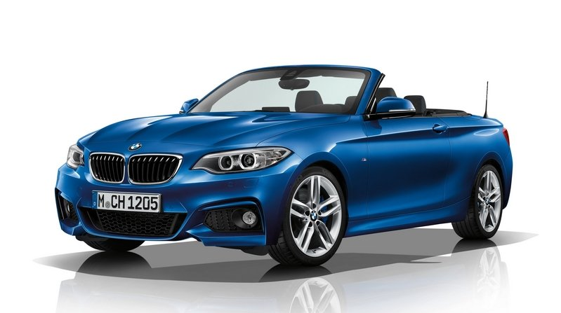 2015 BMW 2 Series Convertible M Sport Package