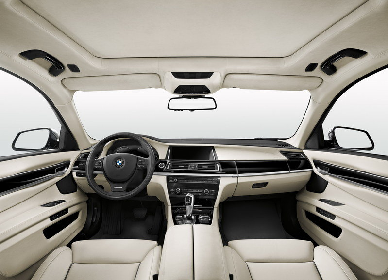 2014 BMW 7 Series Individual Final Edition High Resolution Interior - image 567969