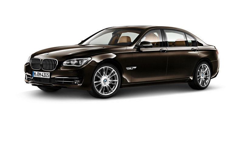 2014 BMW 7 Series Individual Final Edition High Resolution Exterior - image 567967