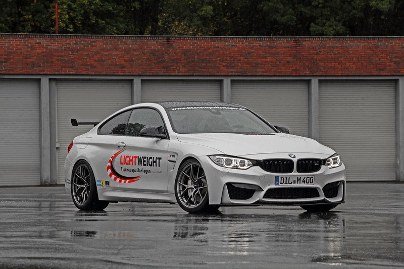 2014 BMW M4 By Lightweight High Resolution Exterior - image 569497