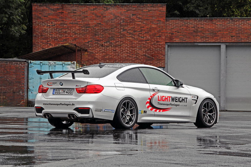 2014 BMW M4 By Lightweight High Resolution Exterior - image 569499