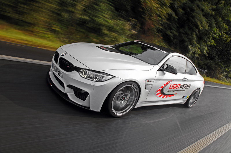 2014 BMW M4 By Lightweight High Resolution Exterior - image 569493