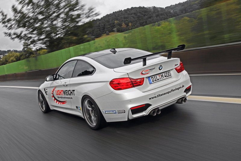 2014 BMW M4 By Lightweight High Resolution Exterior - image 569495