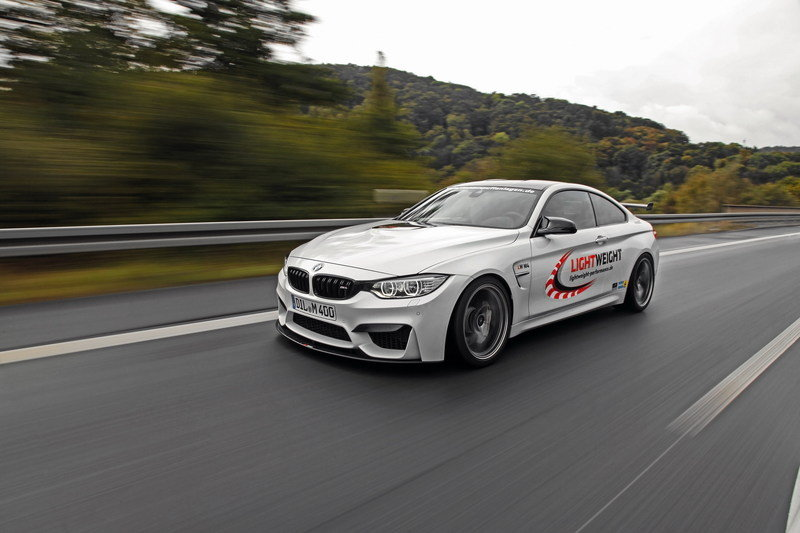 2014 BMW M4 By Lightweight High Resolution Exterior - image 569496